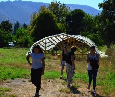 Invernadero comunitario para la promoción de la salud intercultural y protección del patrimonio natural