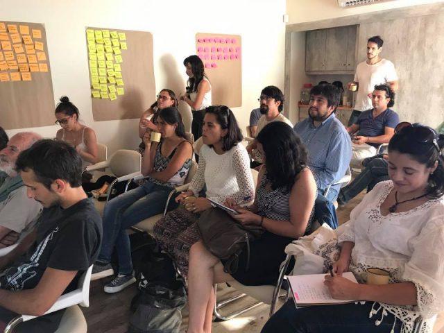 Academia Circular formó a 20 agentes de cambio en la ciudad de La Serena