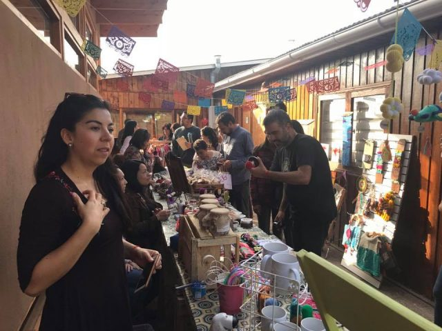 """Charla y Mercado """"Navidad Sustentable"""""""