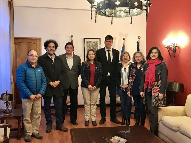 Consejo Consultivo del Medio Ambiente de la Región de Coquimbo propuso temáticas prioritarias a Intendenta Lucía Pinto