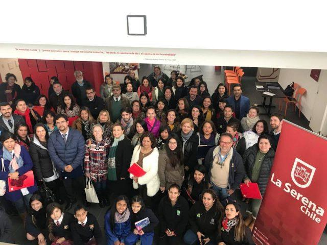 Municipalidad de  La Serena nos invitó a exponer en Seminario de Patrimonio Natural